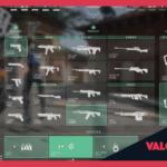 【VALORANT】ゲーム中に購入可能な武器と性能一覧