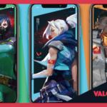 【VALORANT(ヴァロラント)】ファンが作ったスマートフォン用壁紙