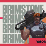 【VALORANT】『BRIMSTONE(ブリムストーン)』の紹介プレイ動画が公開!