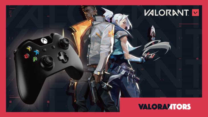 【VALORANT】コントローラー(パッド)でプレイすることはできる?