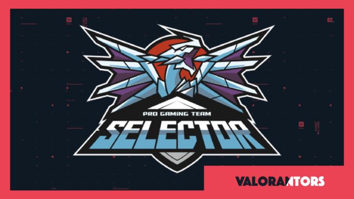 国内プロチーム【GTS】Gaming Team SELECTOR がVALORANT部門を設立