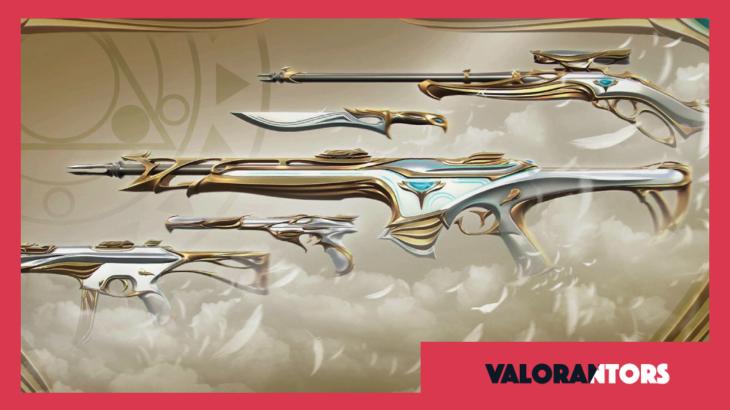 【VALORANT】次回販売予定の武器スキン「ソブリンバンドル」がリーク!