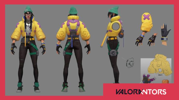 【VALORANT】新エージェント「Killjoy」のコンセプトアートがリーク!