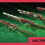 【VALORANT】和風の鬼をモチーフとしたスキン「オニコレクション」がリーク!