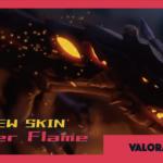 【VALORANT】新武器スキン「エルダーフレイム」が公開!生きているドラゴンを操れ!