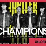 【VALORANT】日本公式大会でJUPITERが2連覇達成 | RAGE VALORANT JAPAN TOURNAMENT