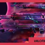 【VALORANT】新スキン「ネビュラコレクション」が登場!宇宙をテーマにした新デザイン