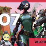 【VALORANT】パッチ1.07のパッチノートが公開!エージェント調整やヴァンダルの強化、ランクのリメイク機能など