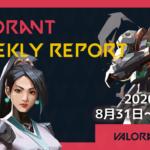 【VALORANT】セージが大幅弱体化?新スキンの販売など | 先週の話題になったコト【2020年8月31~9月6日】