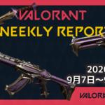 【VALORANT】レディアナイトが節約できる?スキンに関する運営からの回答など | 先週の話題になったコト【9月7日~13日】